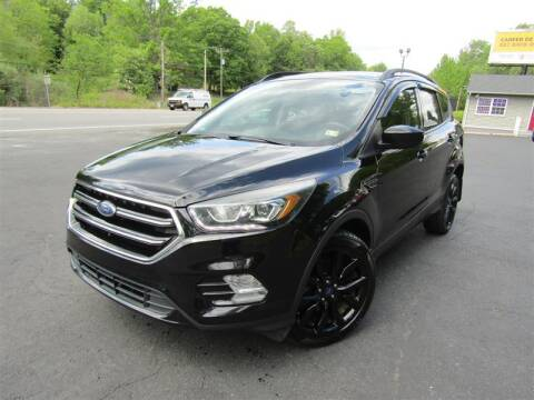 2017 Ford Escape for sale at Guarantee Automaxx in Stafford VA