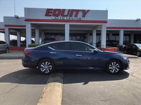 2019 Nissan Altima for sale at EQUITY AUTO CENTER in Phoenix AZ