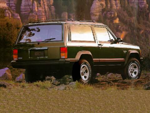 1996 Jeep Cherokee for sale at St. Croix Classics in Lakeland MN
