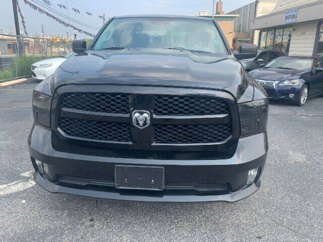 2014 RAM Ram Pickup 1500 for sale at A&R Motors in Baltimore MD