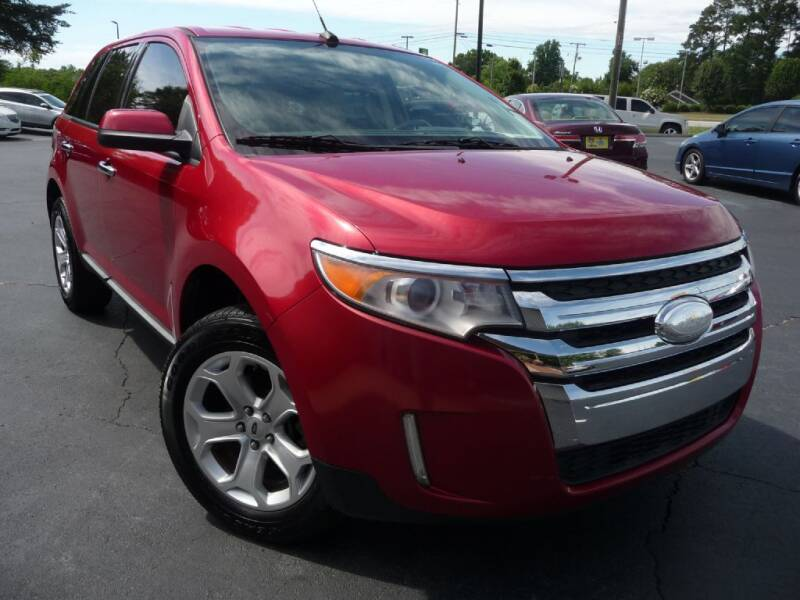 2011 Ford Edge for sale at Wade Hampton Auto Mart in Greer SC