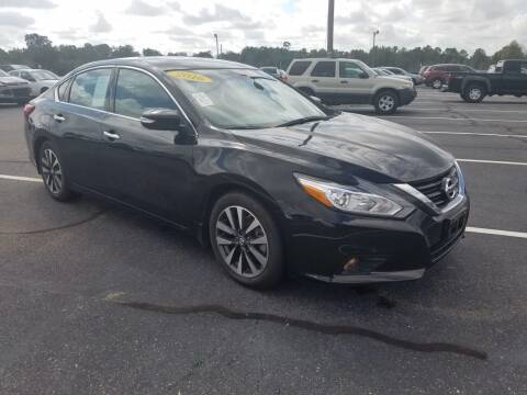 2016 Nissan Altima for sale at Bundy Auto Sales in Sumter SC