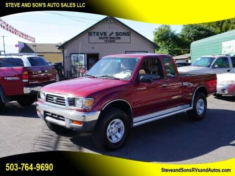 1997 Toyota Tacoma for sale at Steve & Sons Auto Sales in Happy Valley OR