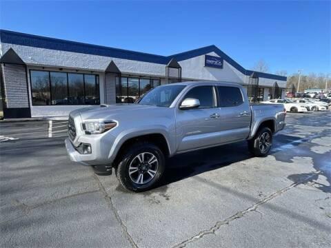 2018 Toyota Tacoma for sale at Impex Auto Sales in Greensboro NC