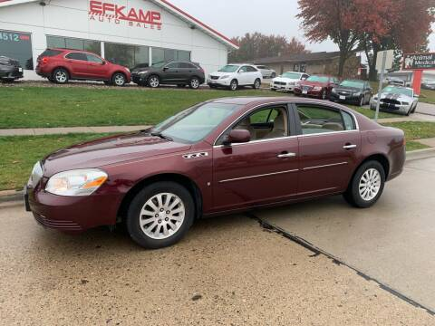 2007 Buick Lucerne for sale at Efkamp Auto Sales LLC in Des Moines IA