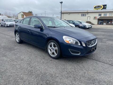 2012 Volvo S60 for sale at Riverside Auto Sales & Service in Portland ME