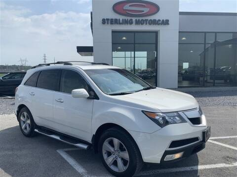 2010 Acura MDX for sale at Sterling Motorcar in Ephrata PA