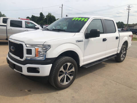 2020 Ford F-150 for sale at Don's Sport Cars in Hortonville WI