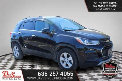 2019 Chevrolet Trax for sale at Dave Sinclair Chrysler Dodge Jeep Ram in Pacific MO