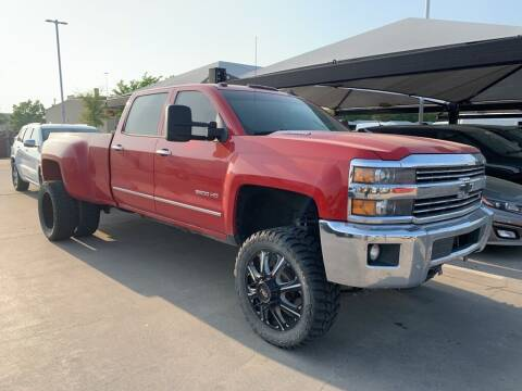 2015 Chevrolet Silverado 3500HD for sale at Excellence Auto Direct in Euless TX