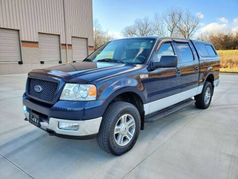 2005 Ford F-150 for sale at 601 Auto Sales in Mocksville NC