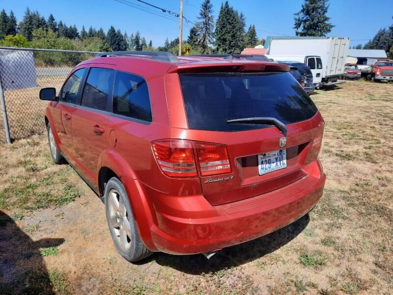 2009 Dodge Journey SXT 4dr SUV - Mckenna WA