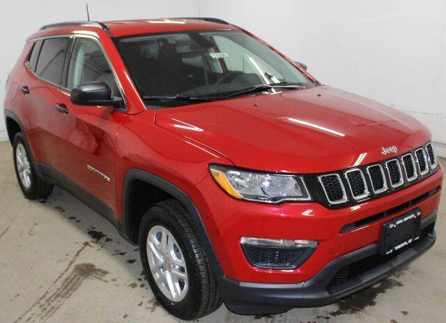 2021 Jeep Compass for sale in Oneonta, NY