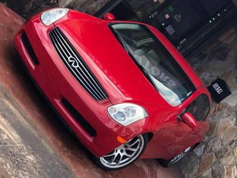 2006 Infiniti G35 for sale at Atlanta Prestige Motors in Decatur GA