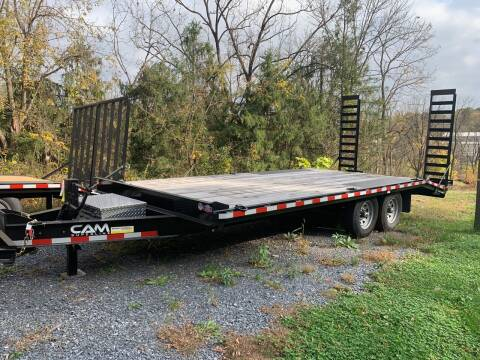 2021 Cam Superline Deckover for sale at Smart Choice 61 Trailers in Shoemakersville PA