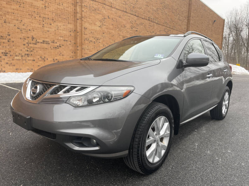 2014 Nissan Murano for sale at Vantage Auto Wholesale in Lodi NJ