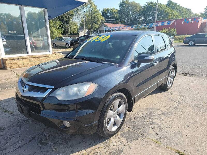 2007 Acura RDX for sale at JJ's Auto Sales in Independence MO