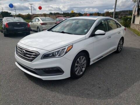 2016 Hyundai Sonata for sale at BuyFromAndy.com at Hi Lo Auto Sales in Frederick MD