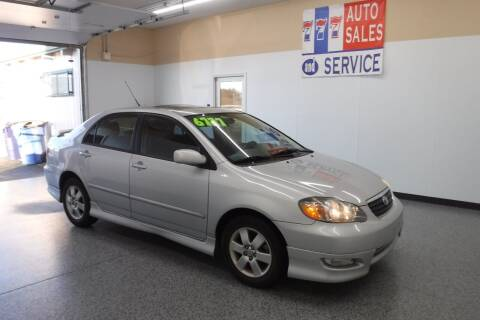 2008 Toyota Corolla for sale at 777 Auto Sales and Service in Tacoma WA