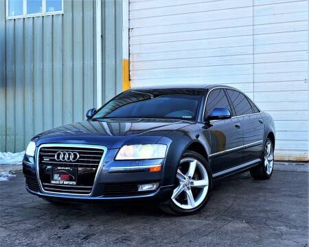 2009 Audi A8 L for sale at Haus of Imports in Lemont IL