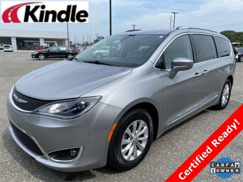 2018 Chrysler Pacifica for sale at Kindle Auto Plaza in Middle Township NJ