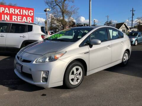 2011 Toyota Prius for sale at C J Auto Sales in Riverbank CA
