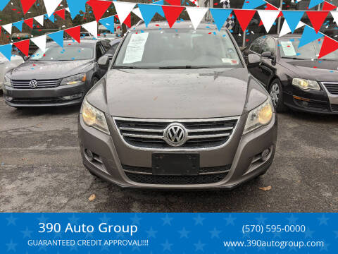 2009 Volkswagen Tiguan for sale at 390 Auto Group in Cresco PA