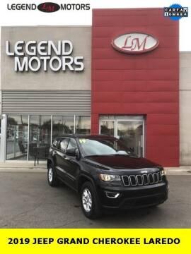2019 Jeep Grand Cherokee for sale at Legend Motors of Ferndale in Ferndale MI