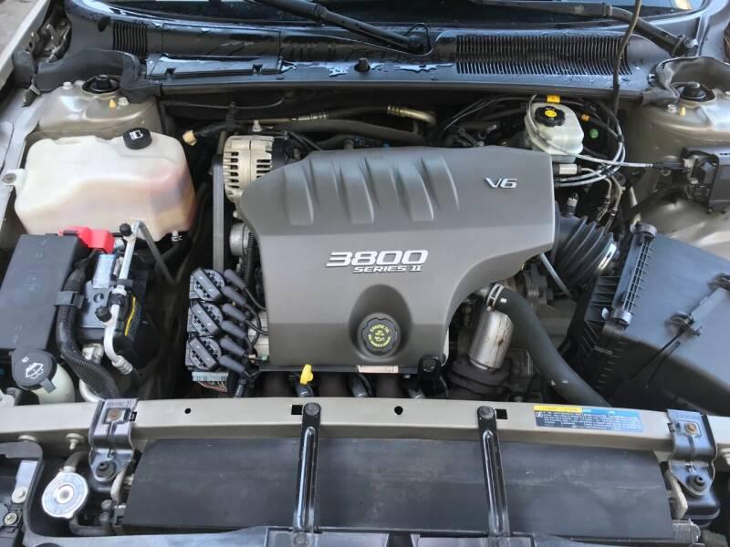 2002 Buick LeSabre Limited 4dr Sedan - Charlotte NC