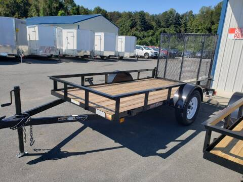 2021 5x10 Open Trailer for sale at Big Daddy's Trailer Sales in Winston Salem NC