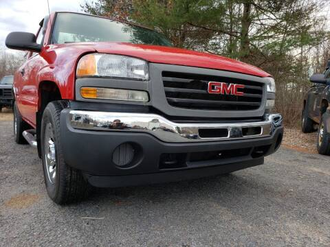 2007 GMC Sierra 1500 Classic for sale at Jacob's Auto Sales Inc in West Bridgewater MA
