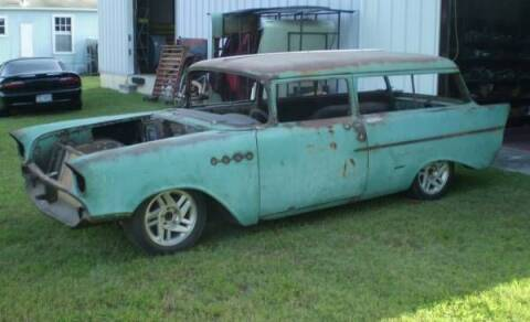 1957 Chevrolet 150 for sale at Haggle Me Classics in Hobart IN
