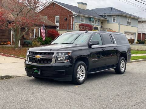 2017 Chevrolet Suburban for sale at Reis Motors LLC in Lawrence NY
