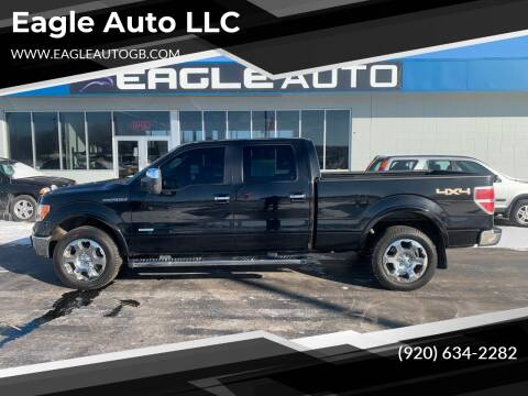 2012 Ford F-150 for sale at Eagle Auto LLC in Green Bay WI