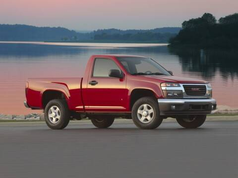2008 GMC Canyon for sale at Sundance Chevrolet in Grand Ledge MI