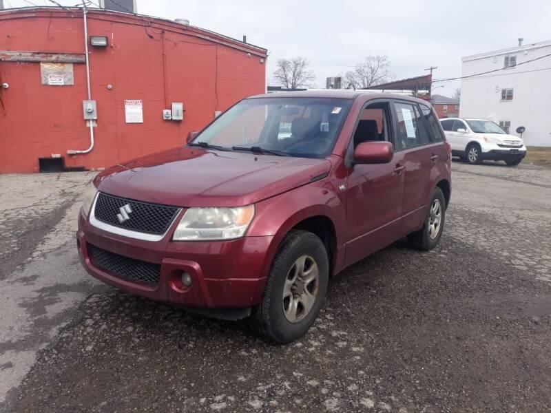 2006 Suzuki Grand Vitara for sale at Flag Motors in Columbus OH