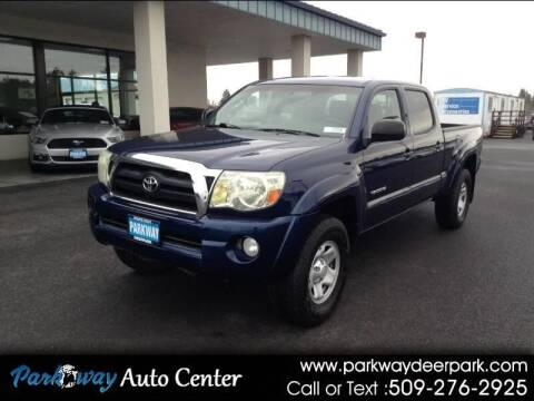 2006 Toyota Tacoma for sale at PARKWAY AUTO CENTER AND RV in Deer Park WA