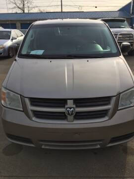 2009 Dodge Grand Caravan for sale at New Rides in Portsmouth OH