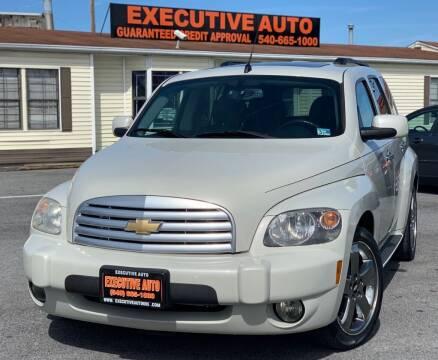 2007 Chevrolet HHR for sale at Executive Auto in Winchester VA