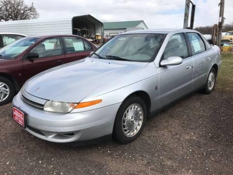 2001 Saturn L-Series for sale at Riverside Auto Sales in Saint Croix Falls WI