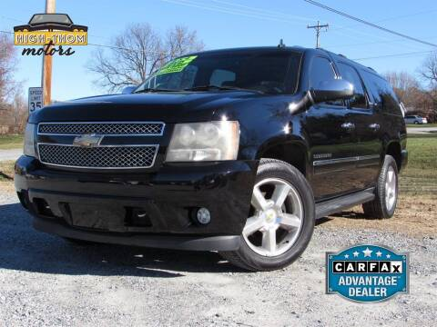 2011 Chevrolet Suburban for sale at High-Thom Motors in Thomasville NC