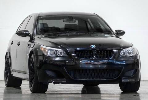 2007 BMW M5 for sale at MS Motors in Portland OR