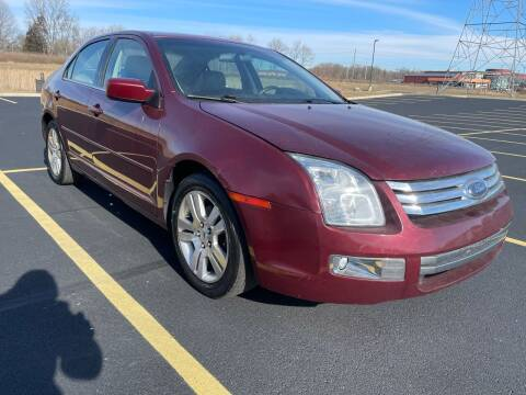 2006 Ford Fusion for sale at Quality Motors Inc in Indianapolis IN