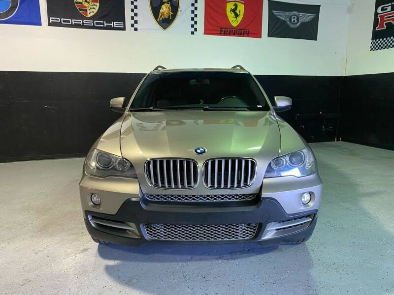 2008 BMW X5 for sale at LG Auto Sales in Rancho Cordova CA