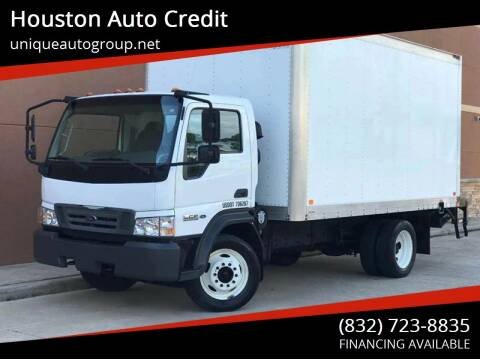 2009 Ford LCF for sale at Houston Auto Credit in Houston TX