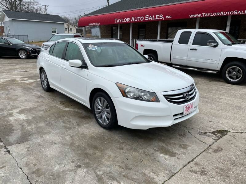 2012 Honda Accord for sale at Taylor Auto Sales Inc in Lyman SC