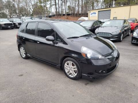 2007 Honda Fit for sale at GA Auto IMPORTS  LLC in Buford GA