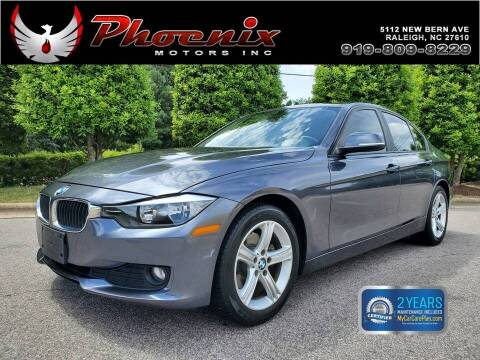2013 BMW 3 Series for sale at Phoenix Motors Inc in Raleigh NC