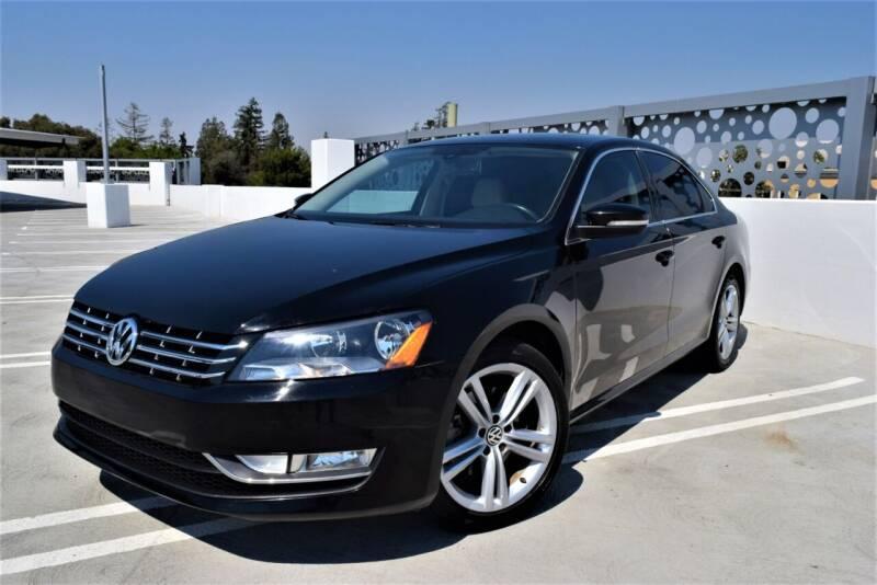 2014 Volkswagen Passat for sale at Dino Motors in San Jose CA