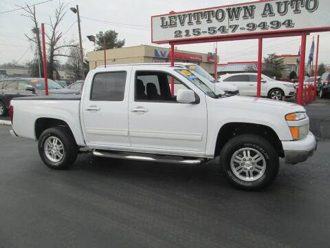 2010 Chevrolet Colorado for sale at Levittown Auto in Levittown PA